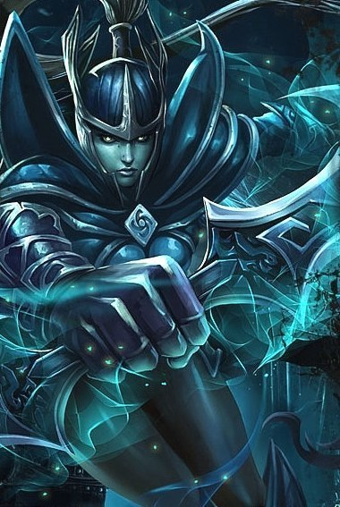 Phantom Assassin на iphone, android wallpapers