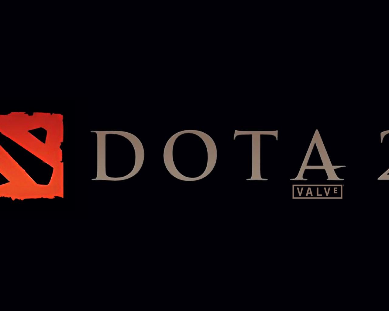 Dota2, Черный фон огромное разрешение 2500х1500 Valve