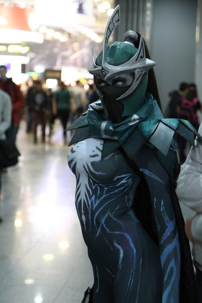 Phantom Assassin Arcana