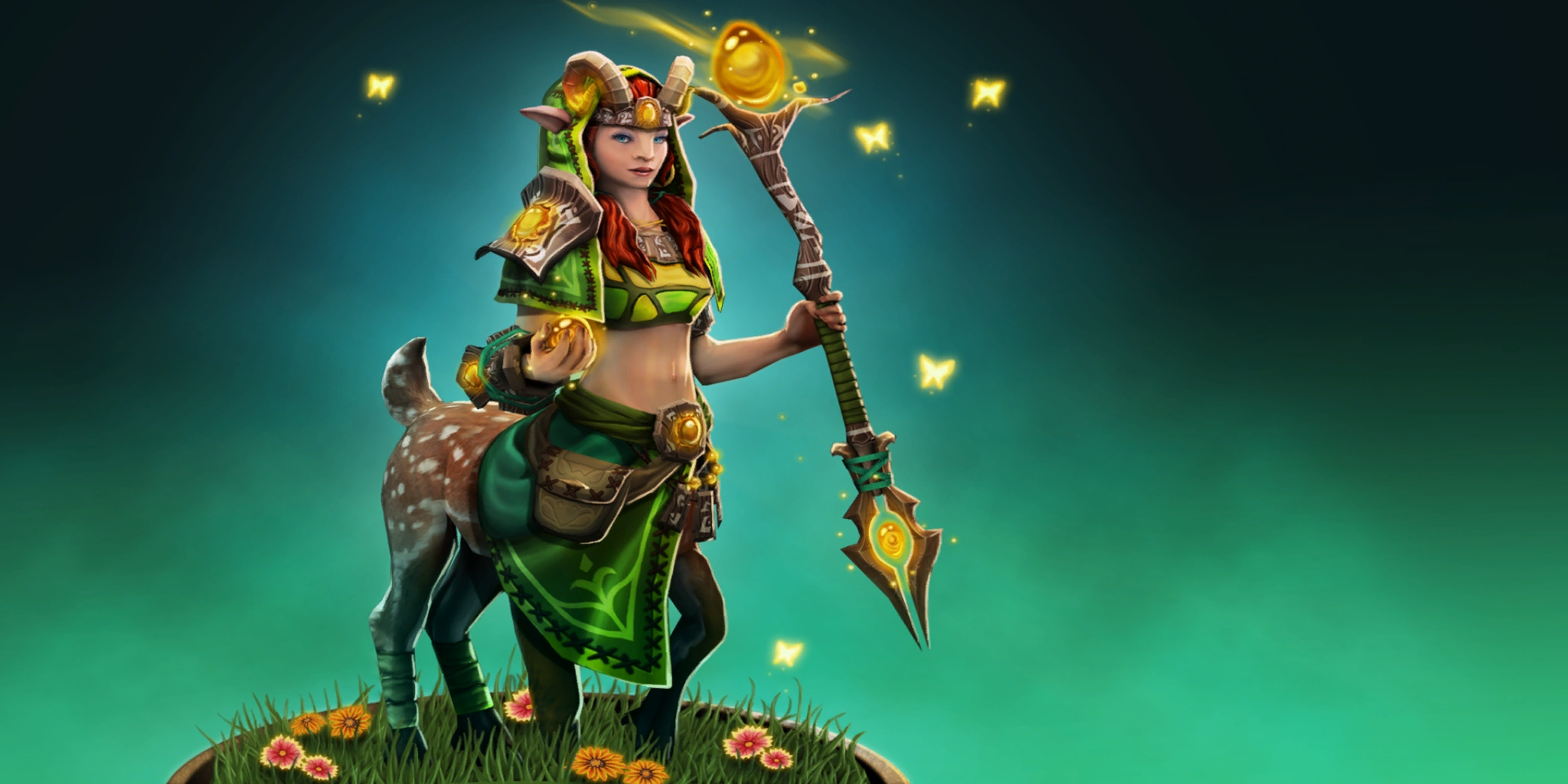 Enchantress set Amberlight Raiment