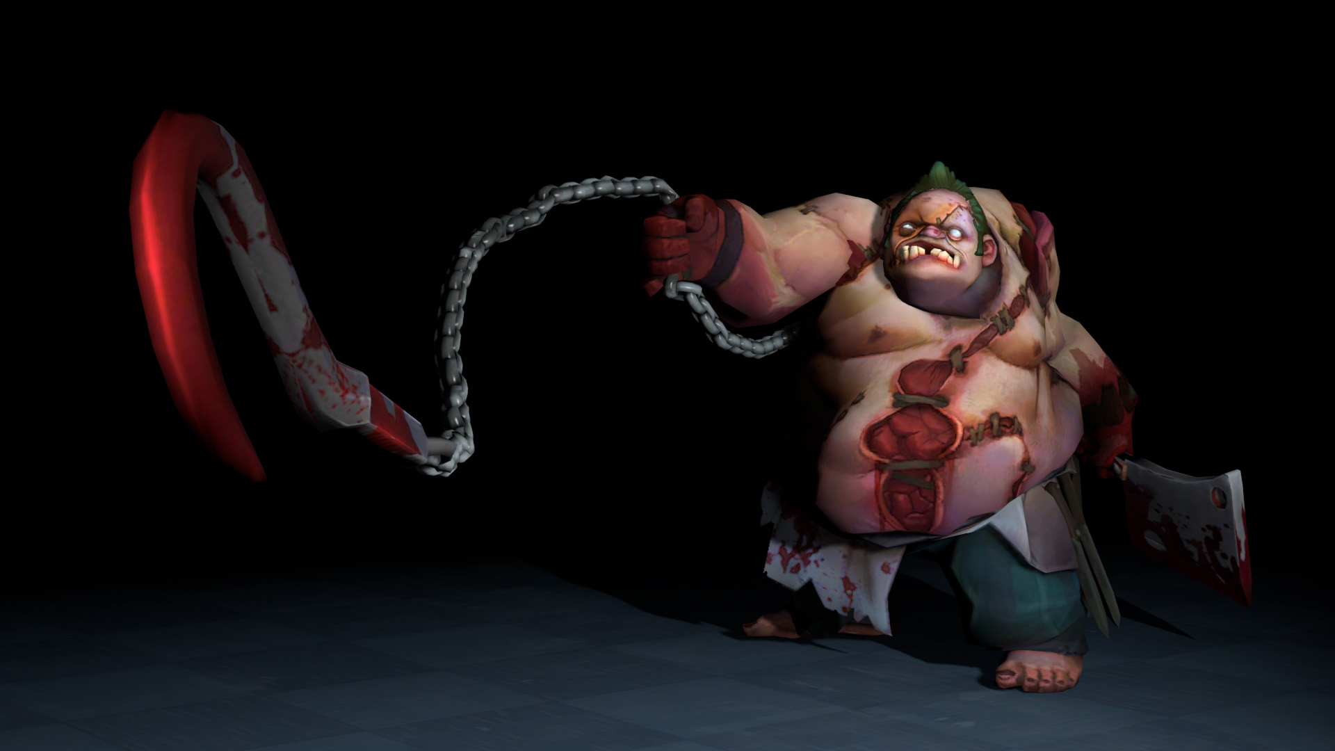 Pudge Dota 2 wallpapers