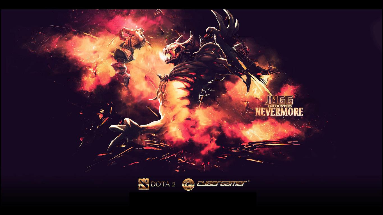 Dota 2 Juggernaut, Nevermore
