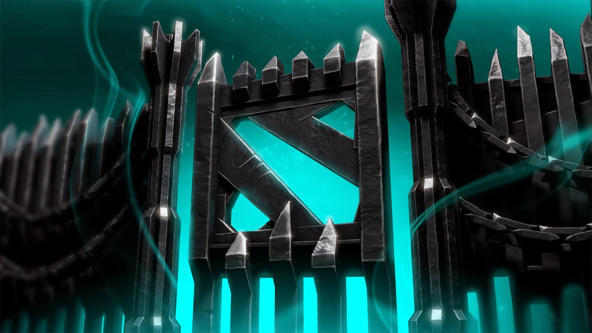 Iron Cage logo Dota 2 wallpapers Dota 2 HD