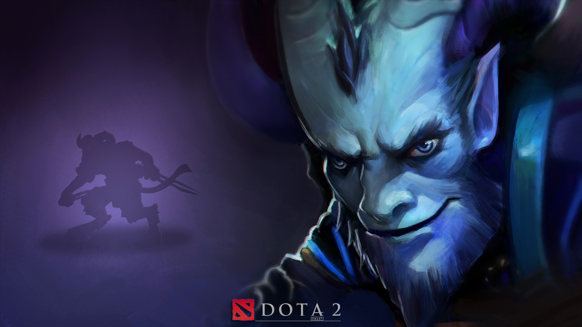Riki wallpapers Dota 2 Full HD download valve