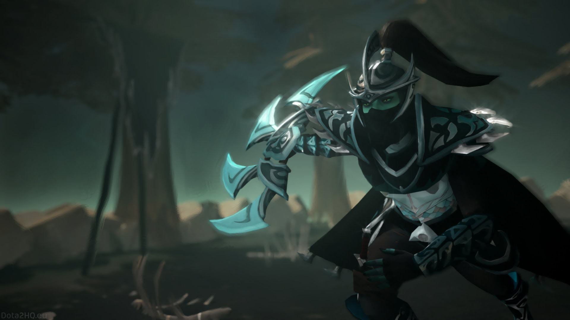 Phantom Assassin Nimble Edge Set