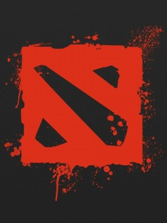 Dota 2 Logo Phone wallpapers