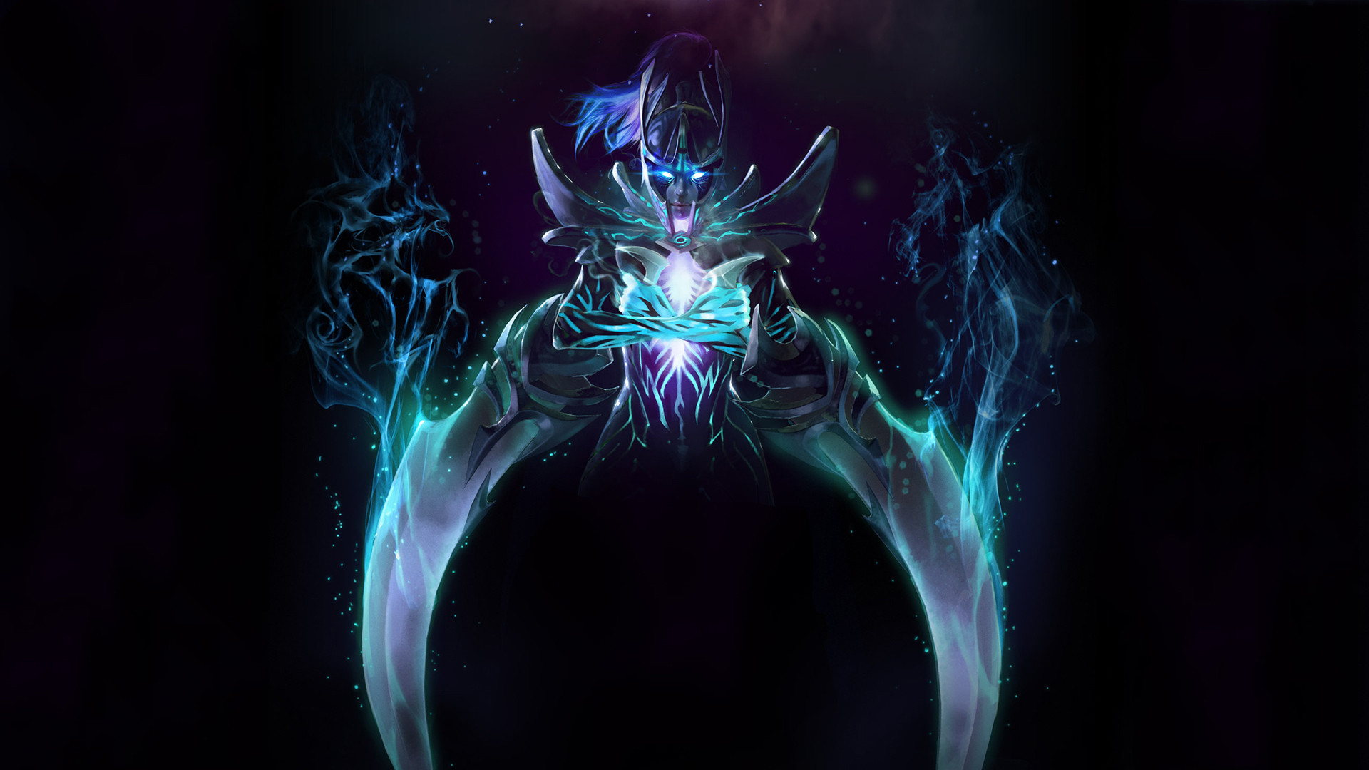 Phantom Assassin arcana wallpapers Dota 2