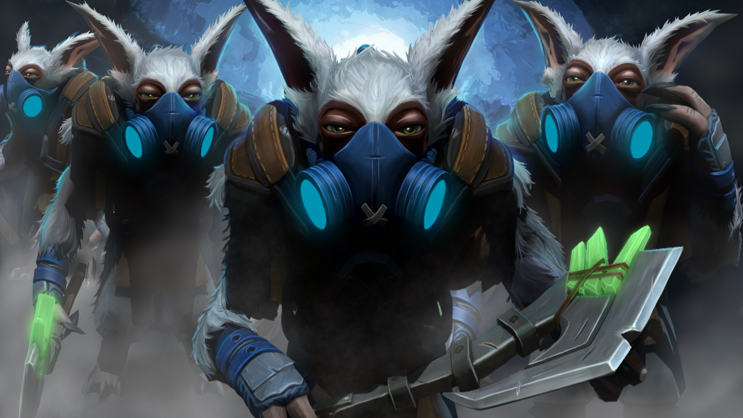 Meepo wallpapers HD
