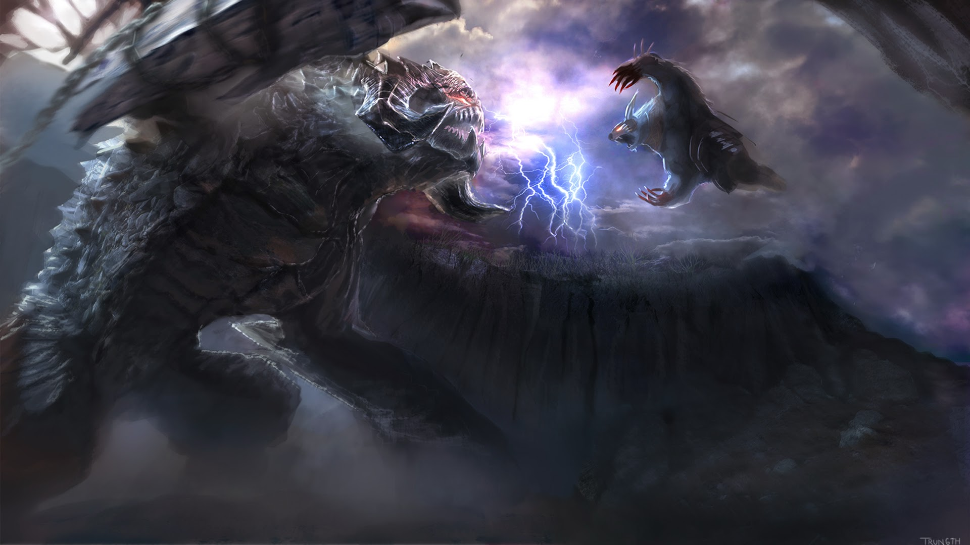 Ursa vs Roshan wallpapers