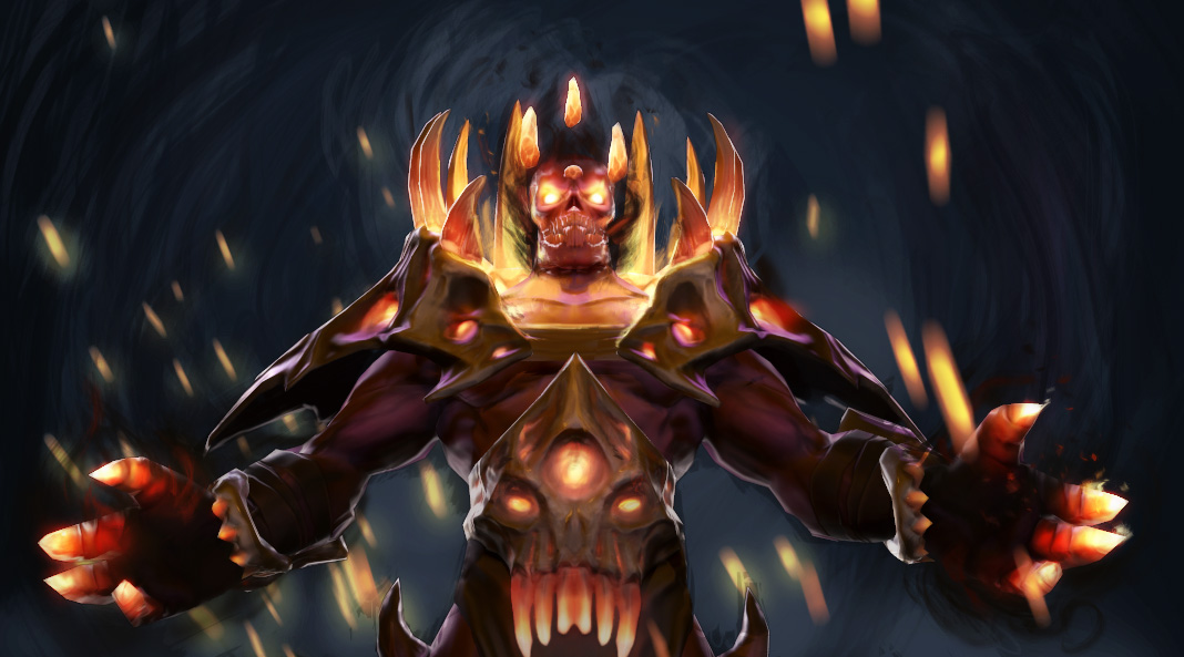 Shadow Demon wallpapers Dota 2. Dowmload free