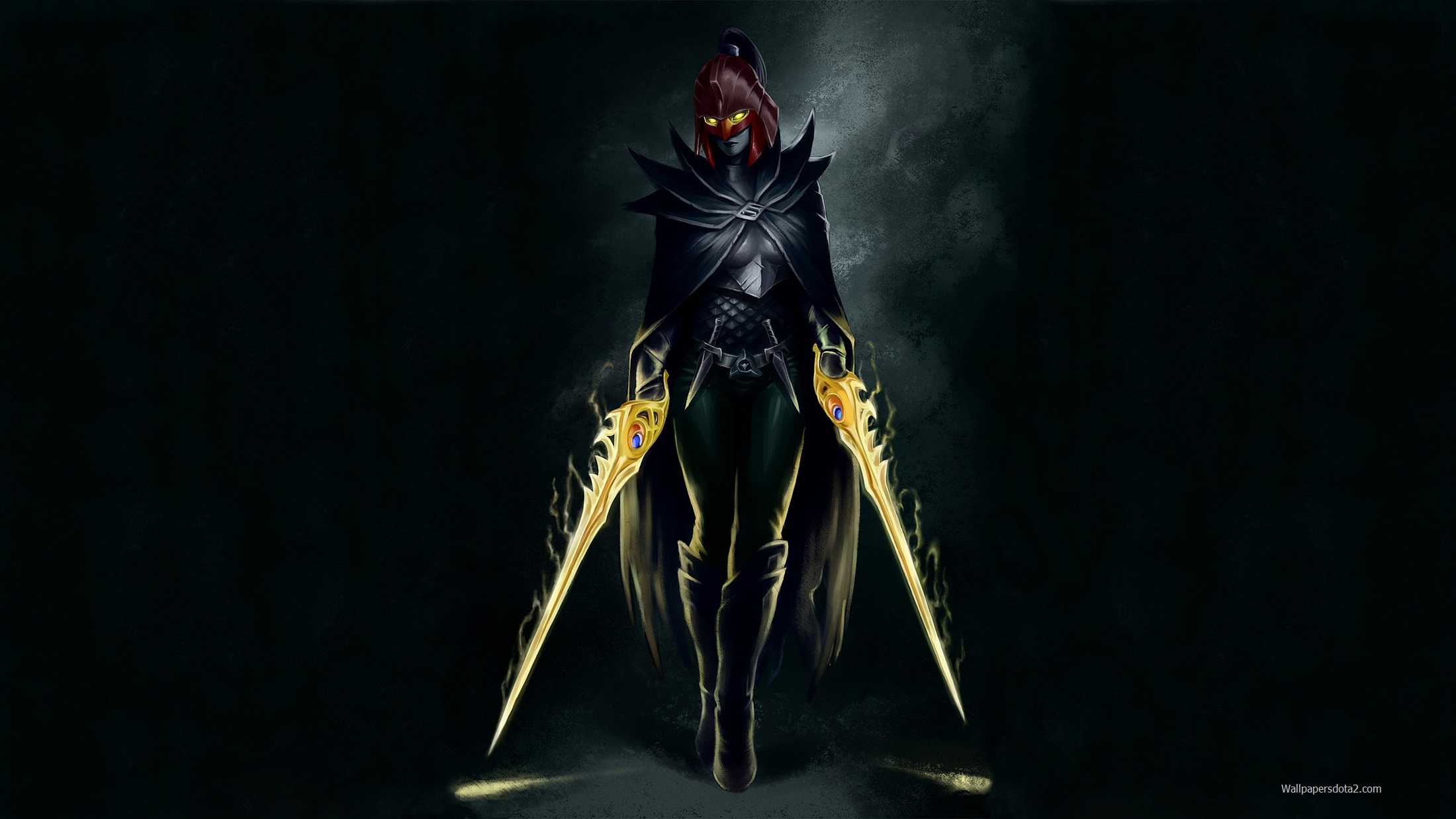 Phantom Assassin Arcana ART