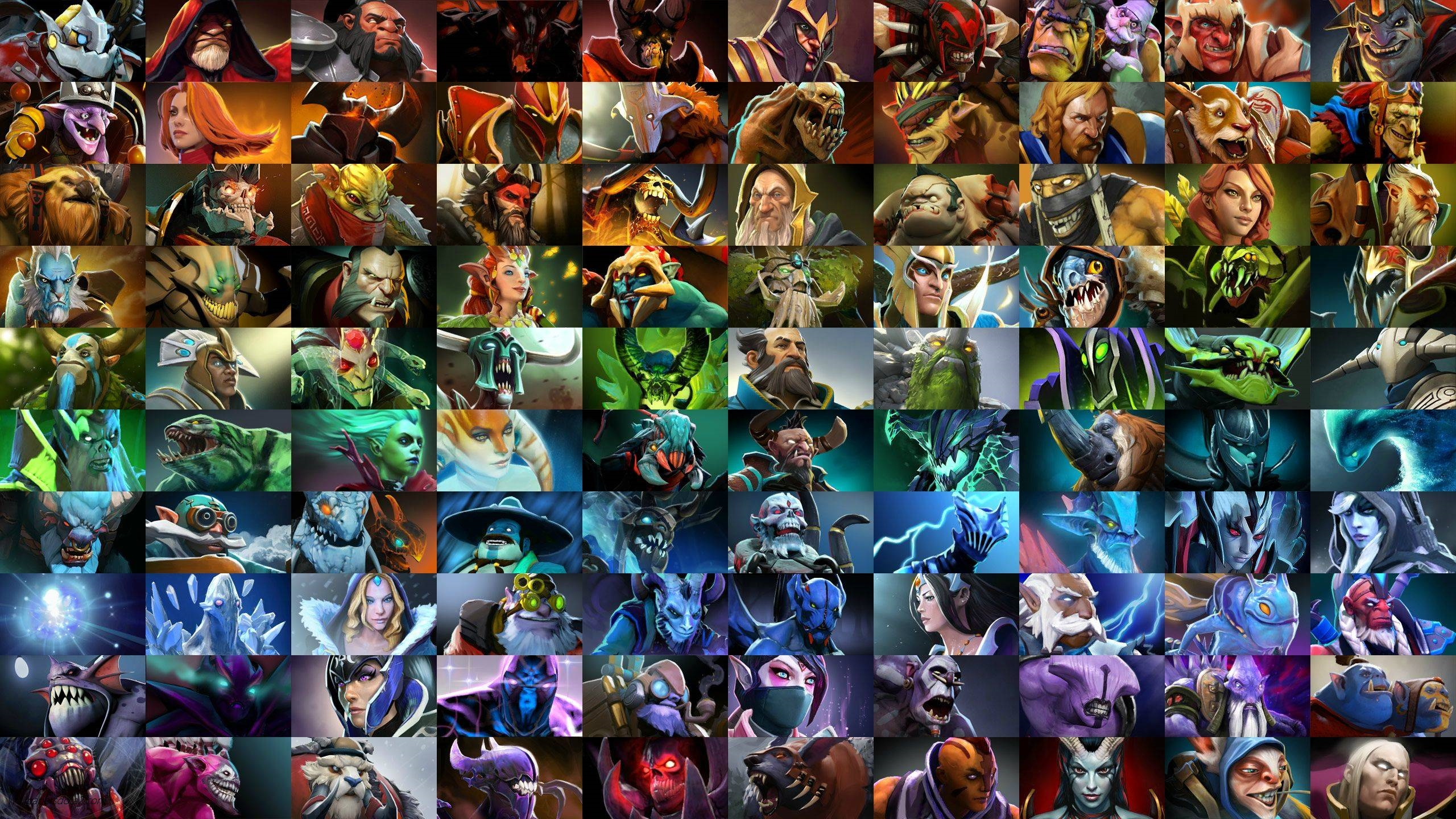 heroes dota 2 free wallpapers desktop