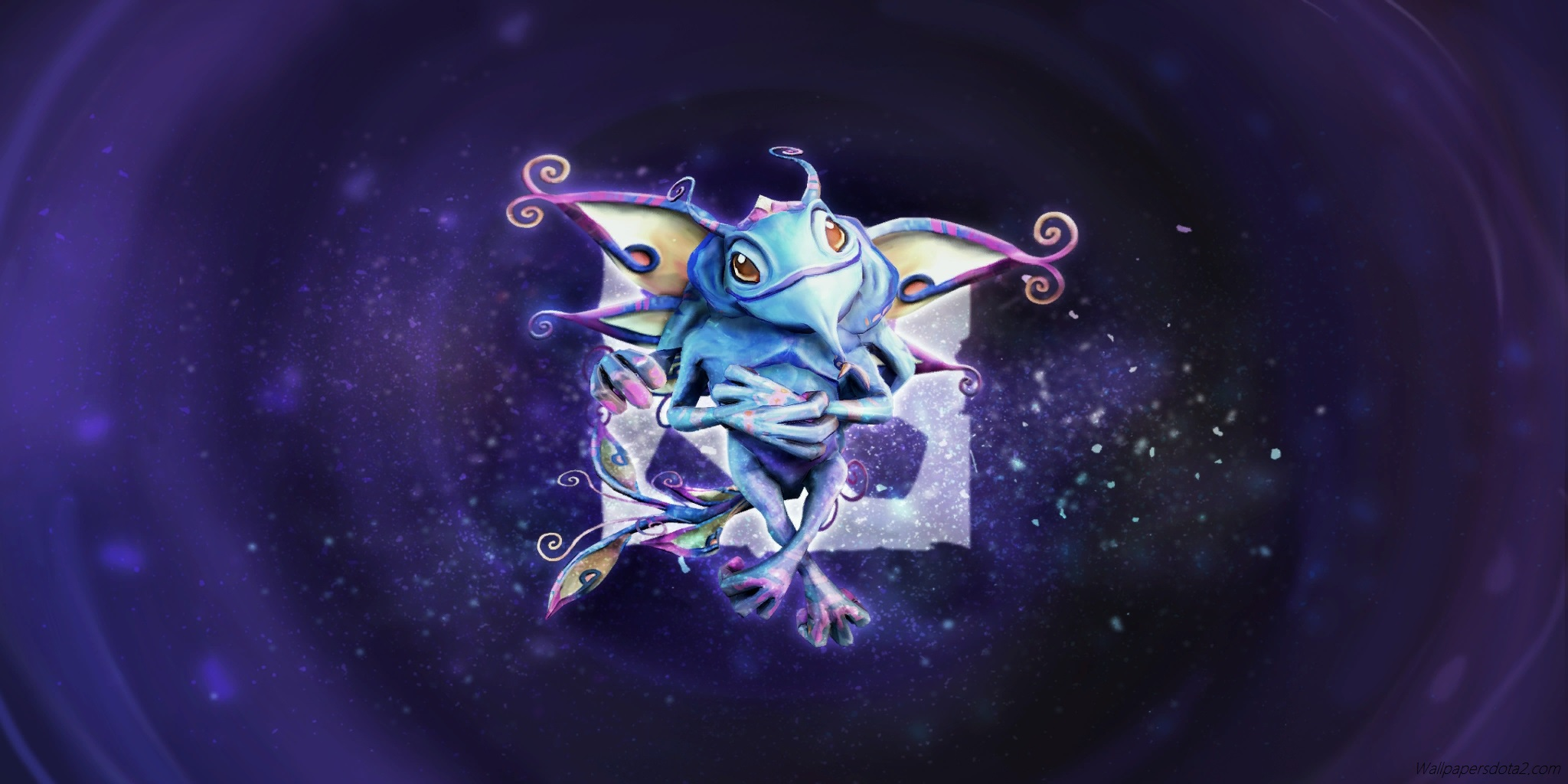 Puck Logo Dota 2 Wraith King computer desktop wallpaper Dota 2