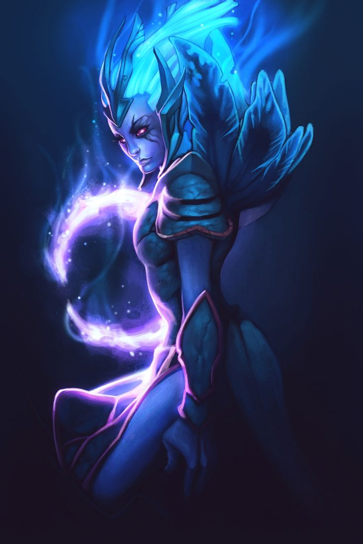Vengeful Spirit iphone 5,6 wallpapers