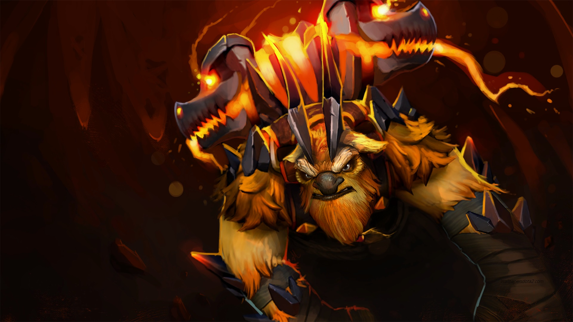 Earthshaker Bindings of Deep Magma