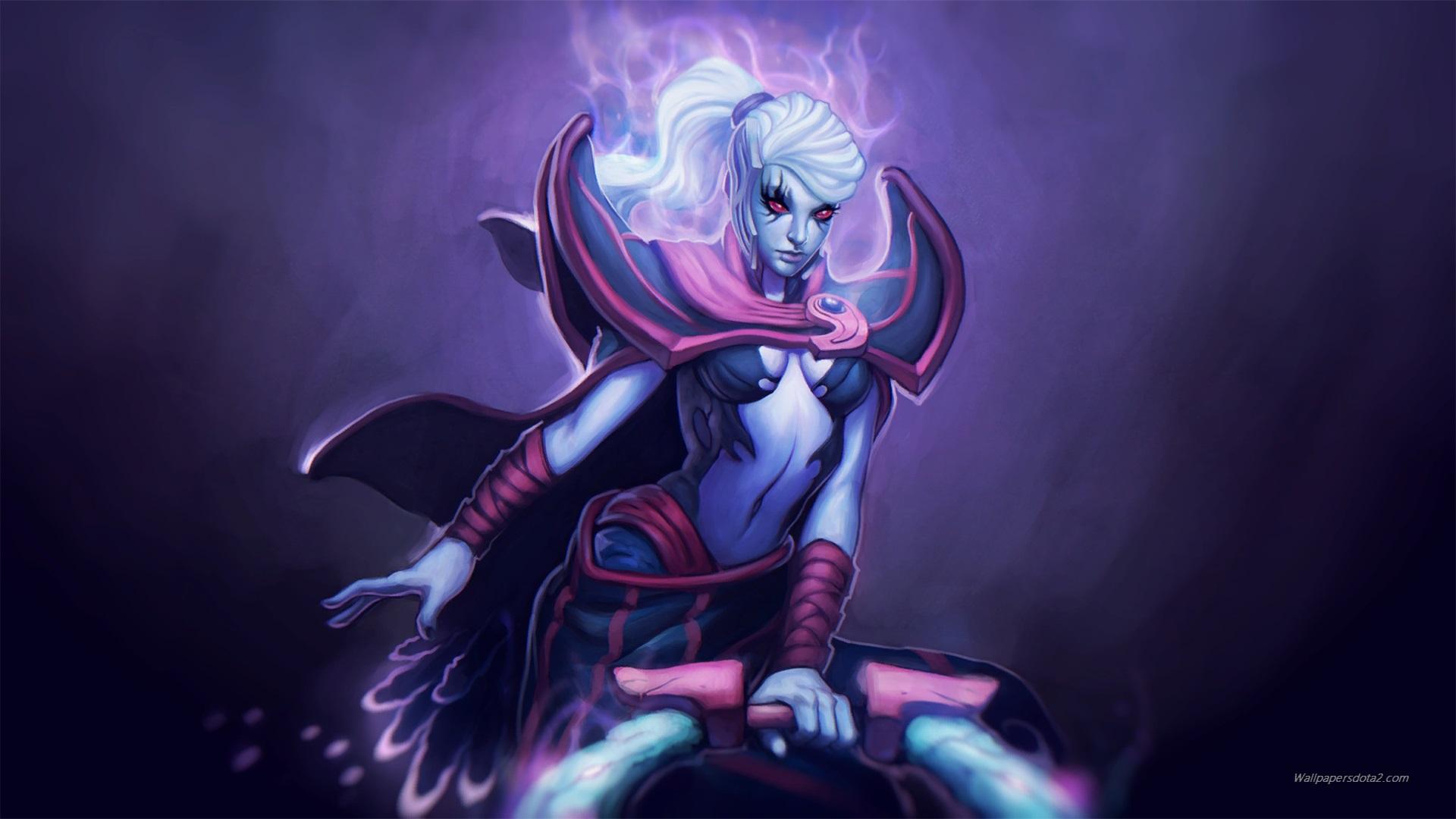 Vengeful Spirit Resentment of the Banished Princess