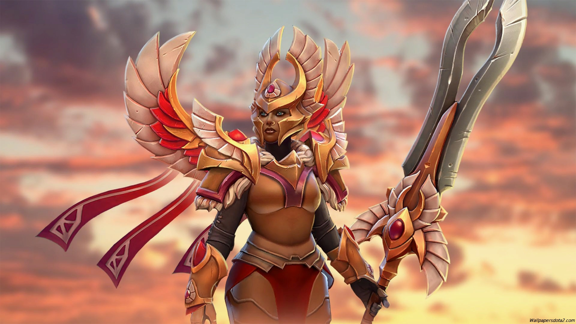 Legion Commander Flight of the Valkyrie