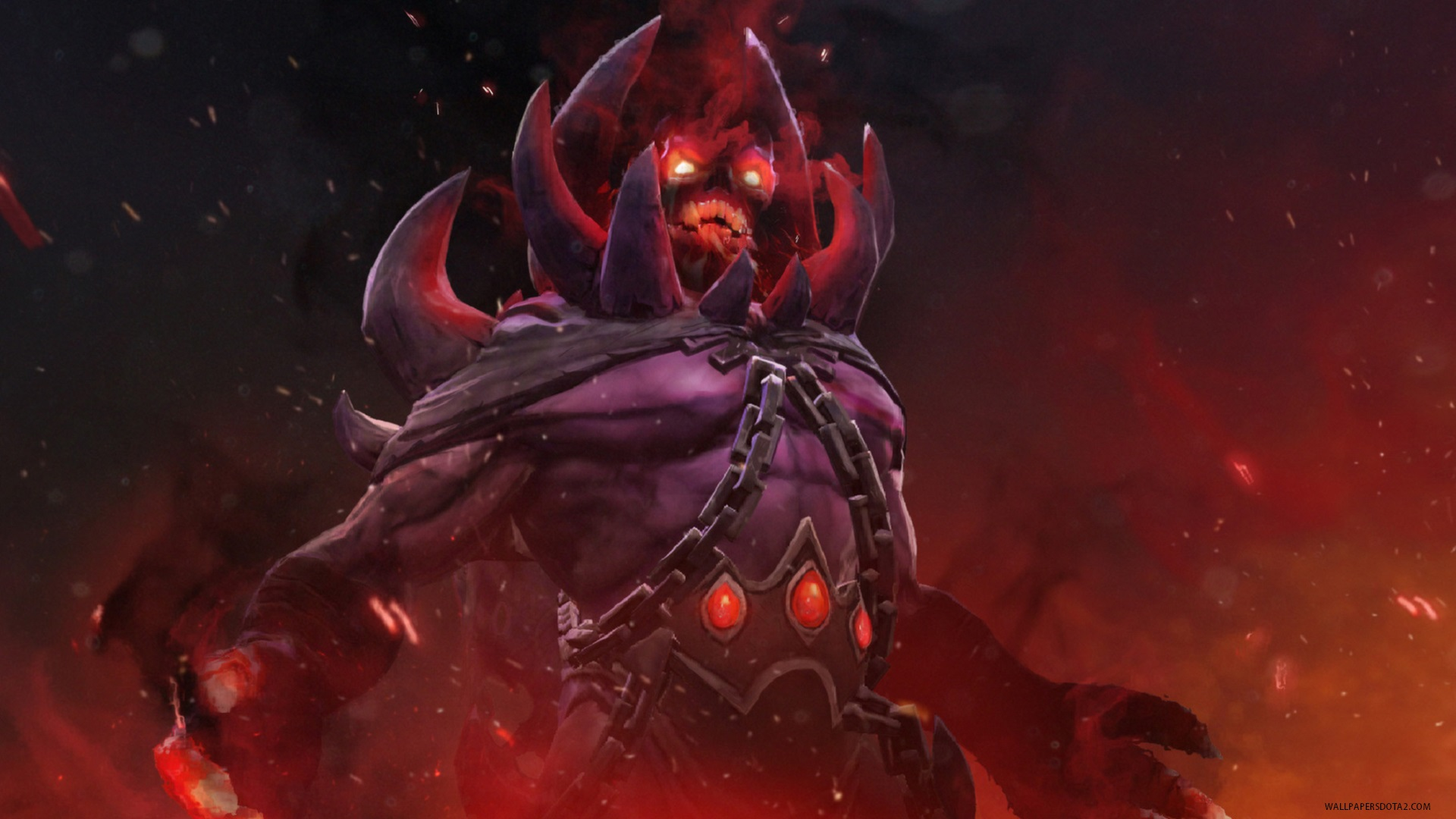 Shadow Demon wallpaper computer desktop Dota 2 online wallpapers