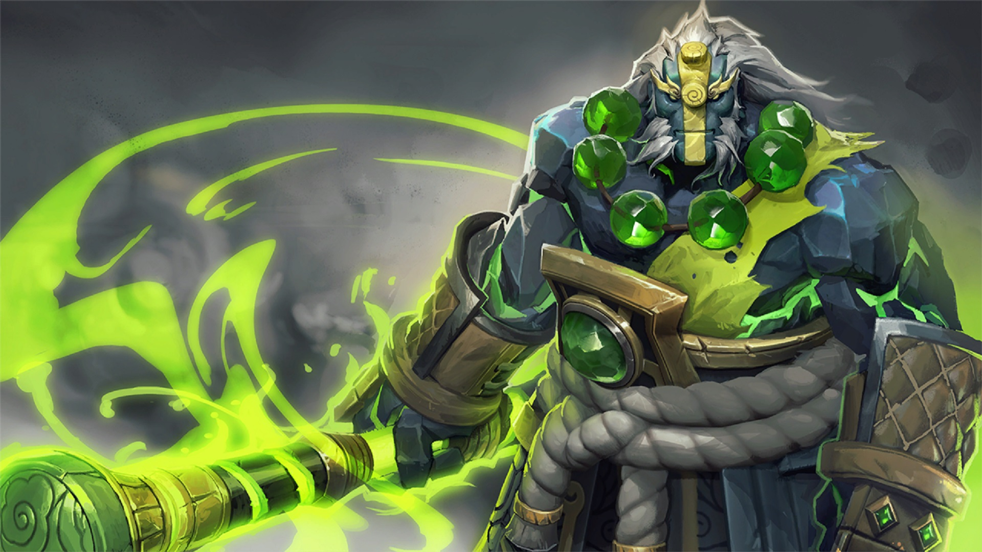 Earth Spirit high resolution desktop wallpaper Dota 2