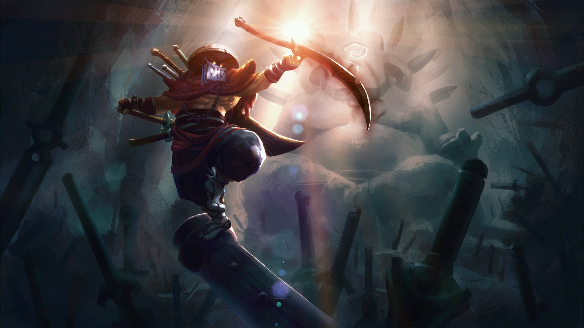 Juggernaut Balance of the Bladekeeper reddit dota 2
