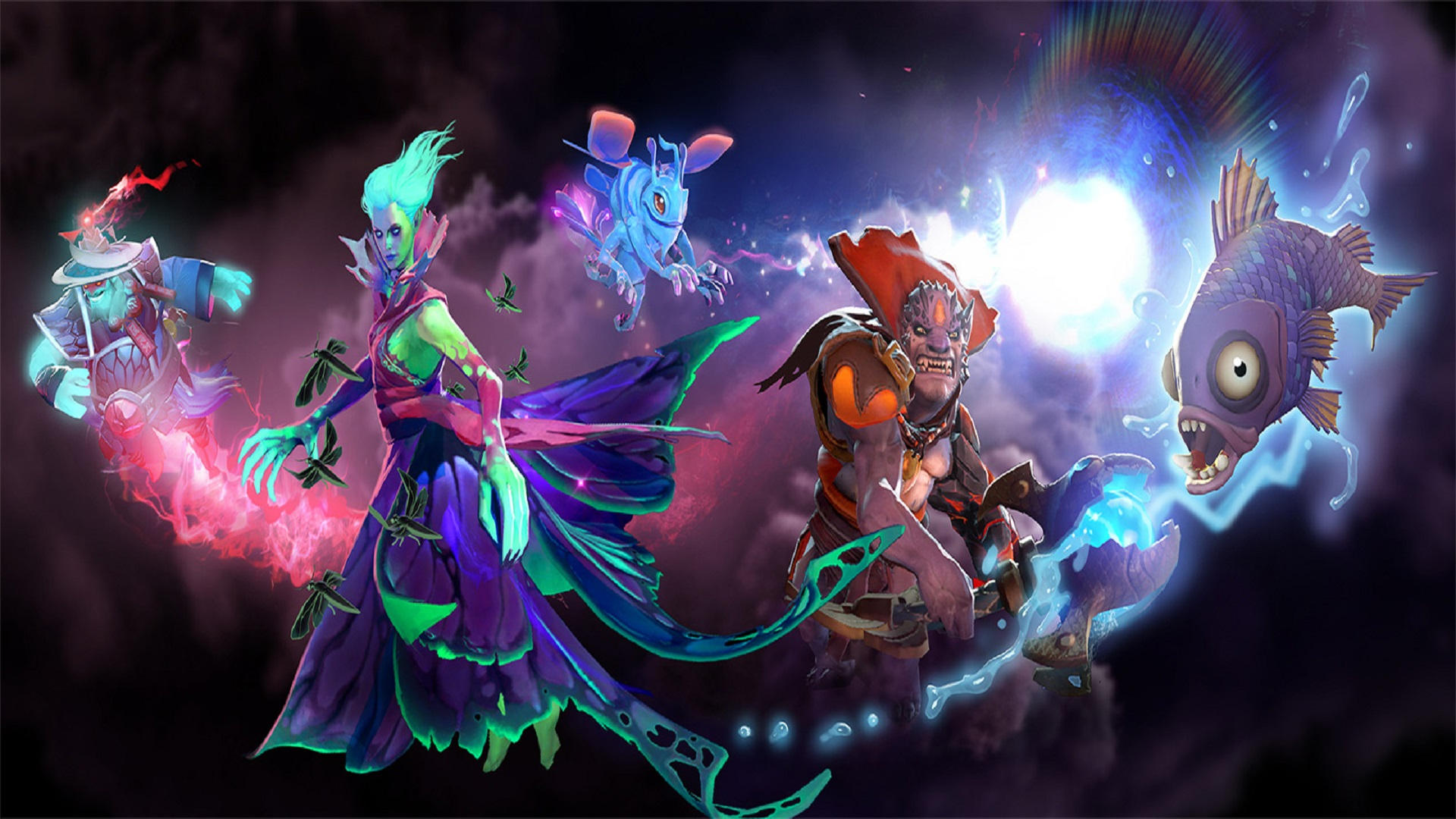 download live wallpaper dota
