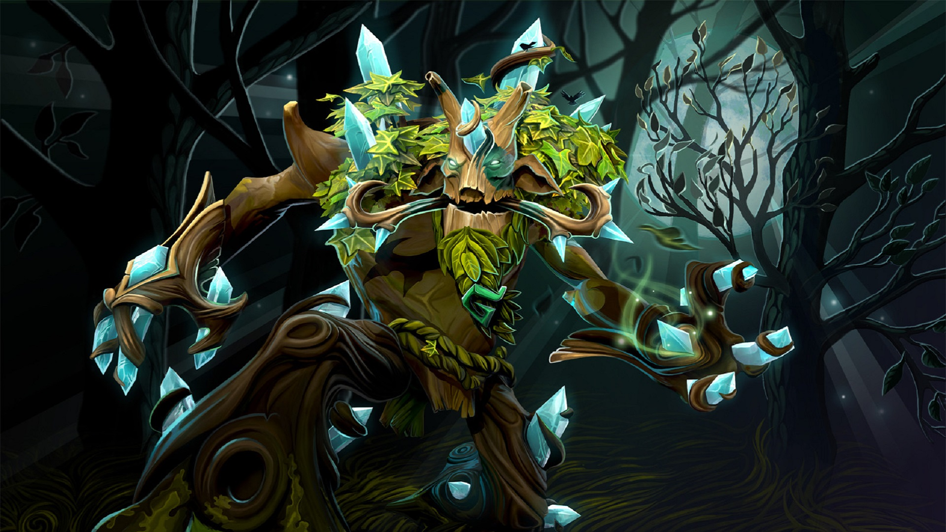 Treant Protector desktop photos Dota 2