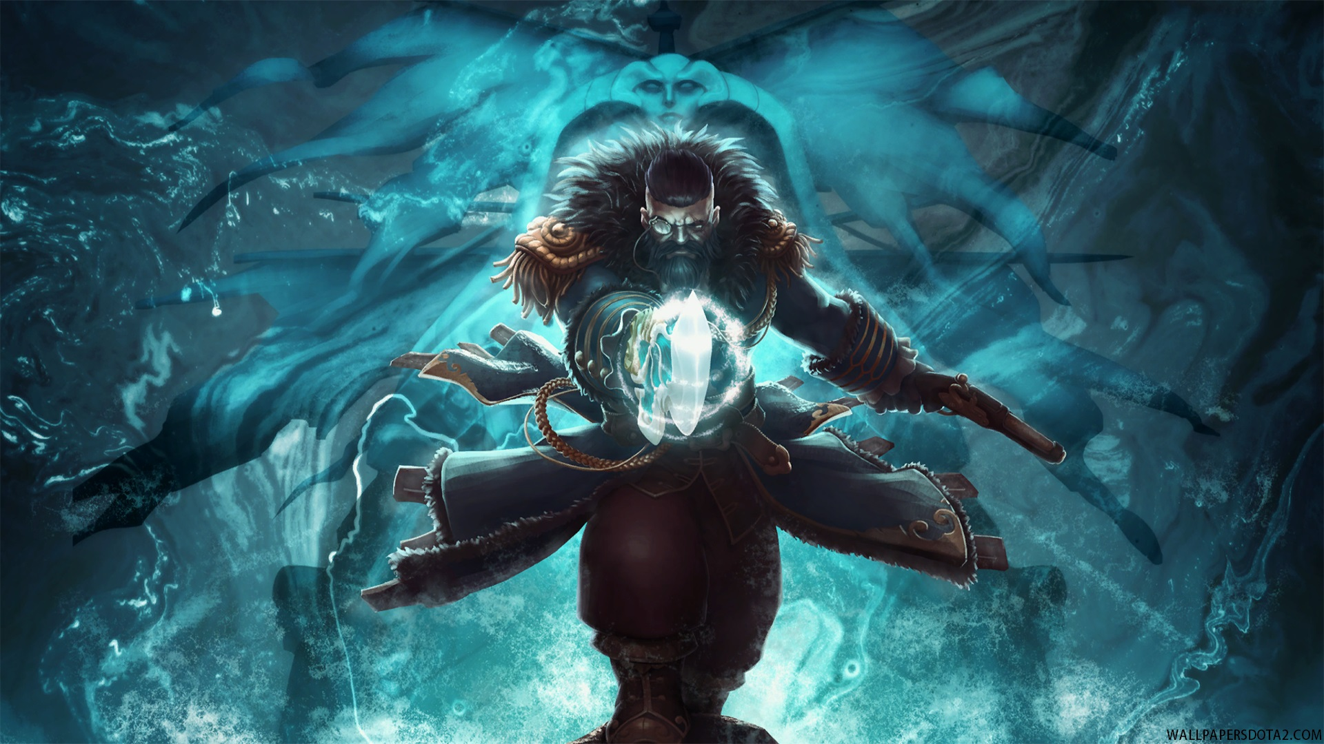 Kunkka desktop Bestowments of the Divine Anchor wallpapers download Dota 2