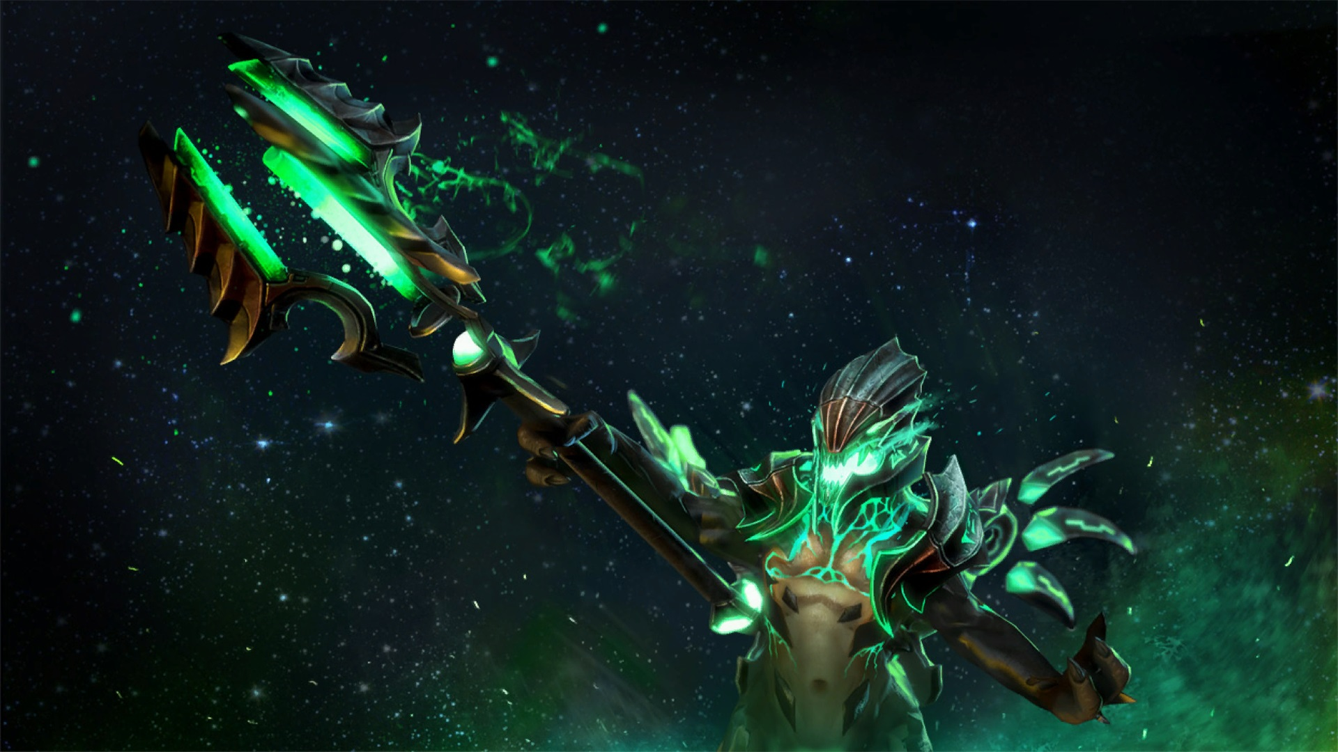 Outworld Devourer Obsidian Guard SET free images Dota 2