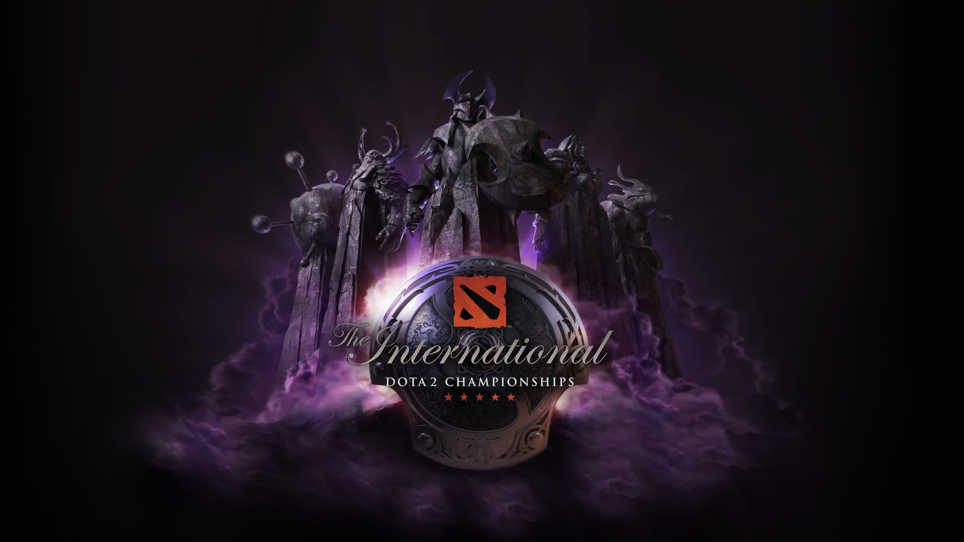 International dota 2 2014 free desktop wallpaper Dota 2