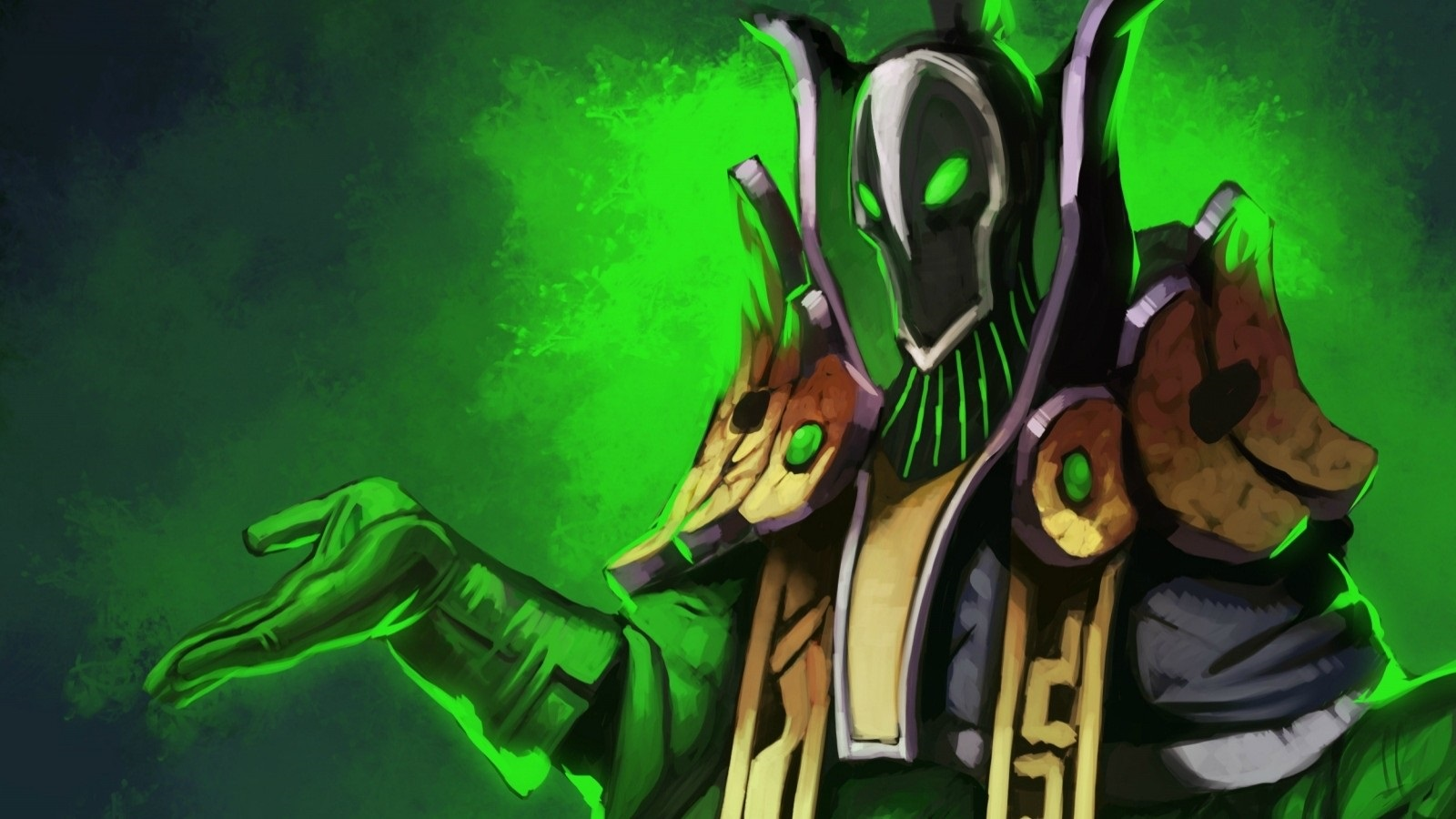 Rubick new desktop wallpapers DOTA 2
