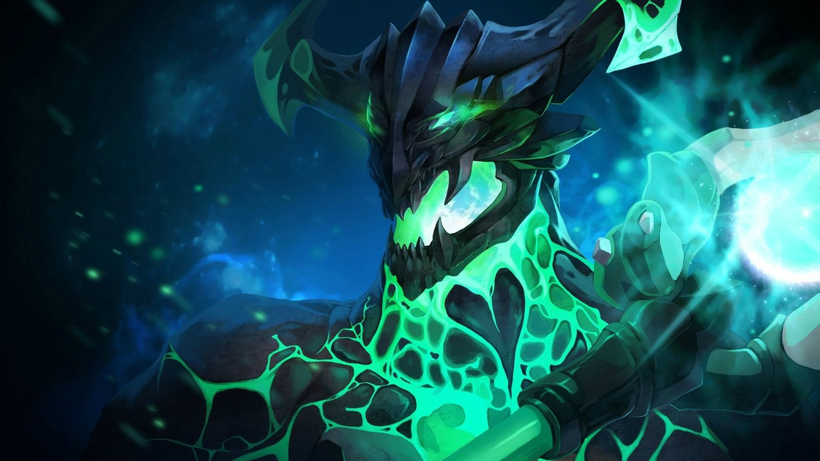 Outworld Devourer high res backgrounds wallpapers Dota 2