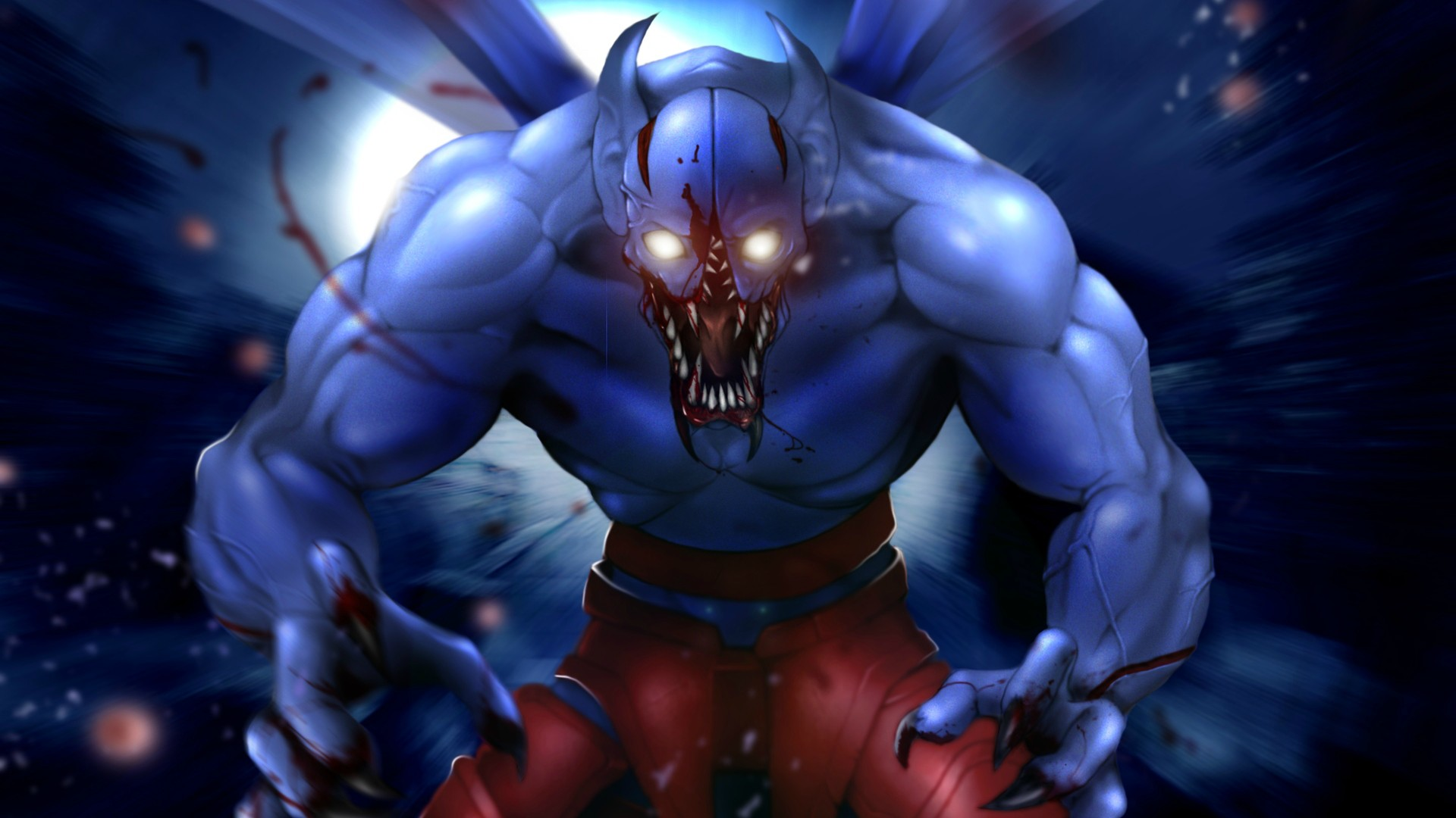 Night Stalker wallpapers and backgrounds Dota 2