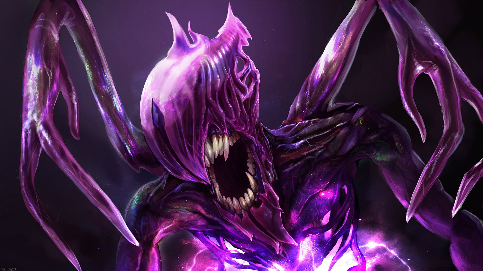 Bane free wallpapers for computer Dota 2