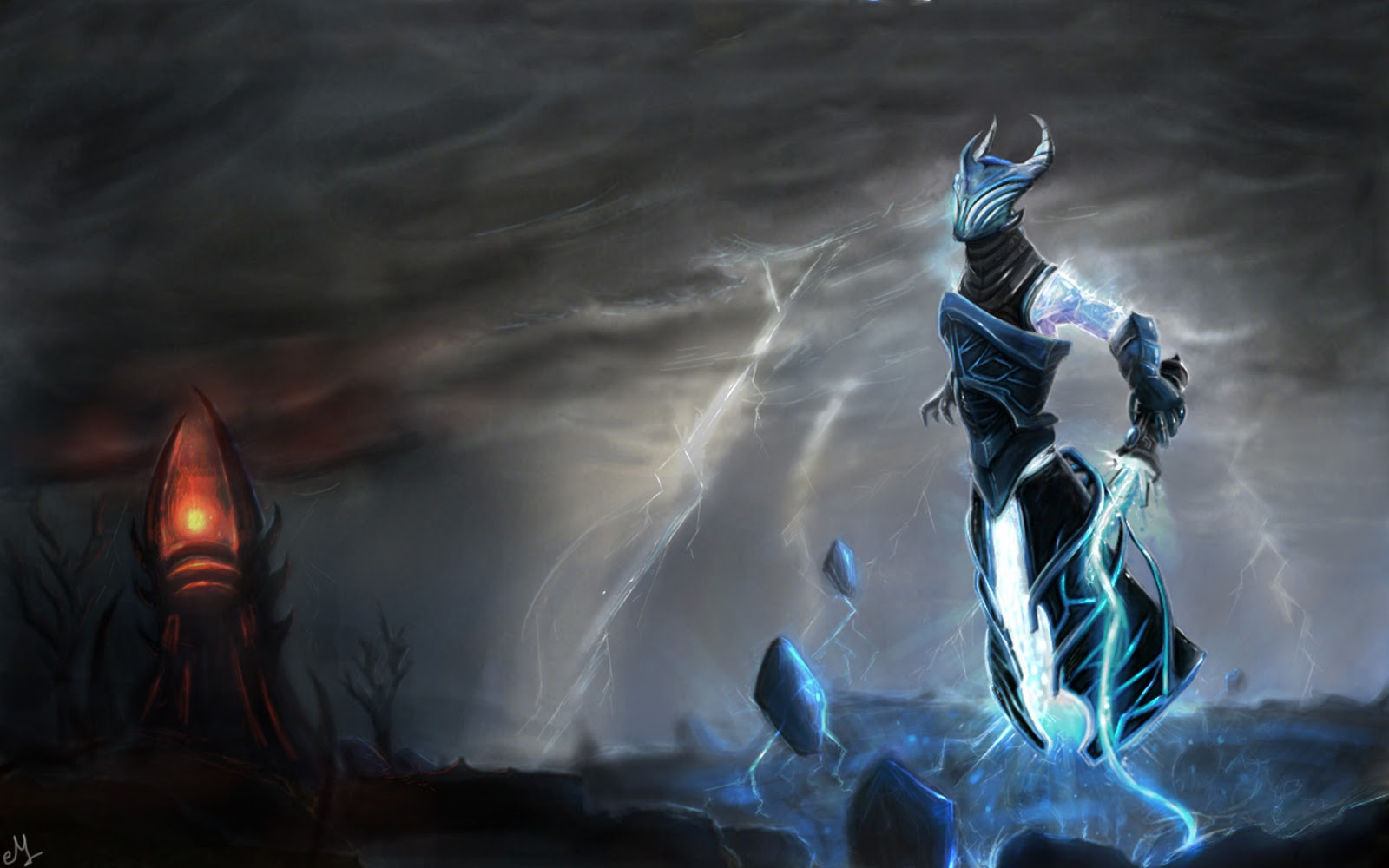 Razor background Dota 2 download