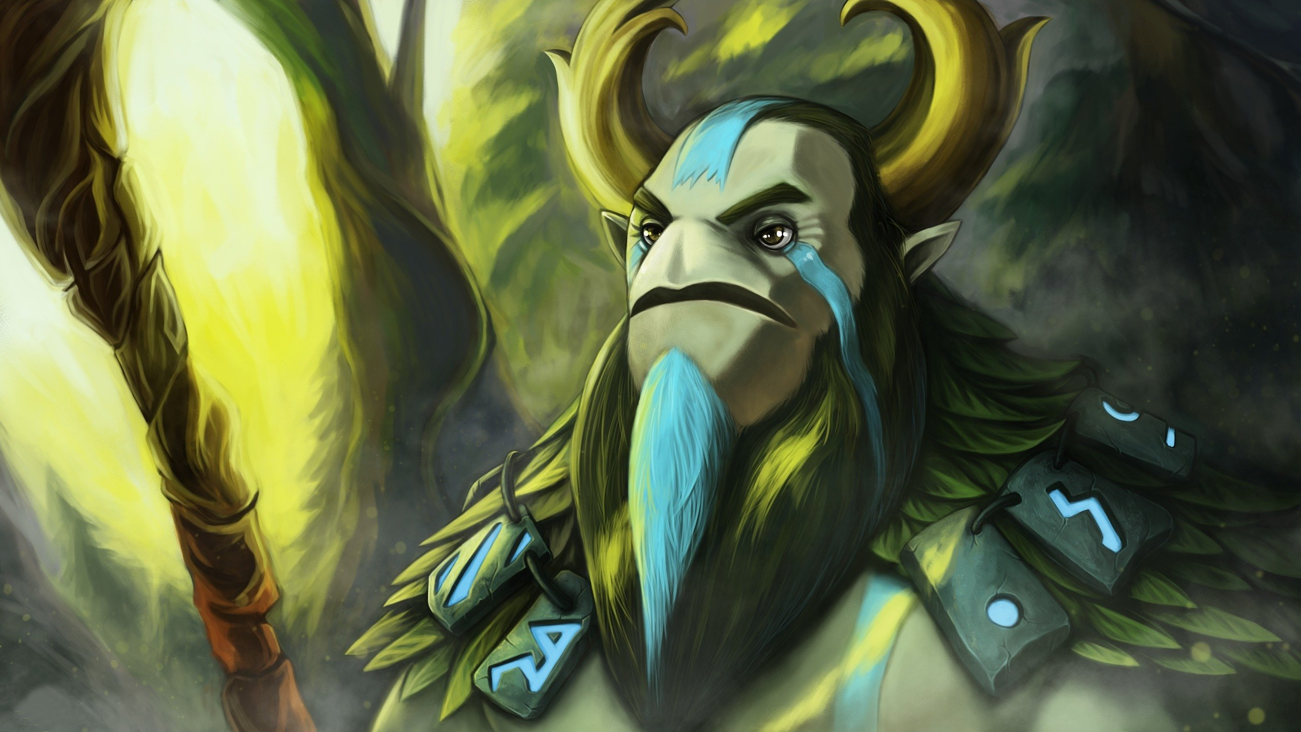 Nature's Prophet Wallpapers Dota 2 Free