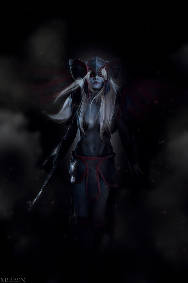 Vengeful Spirit cell phone wallpapers Dota 2