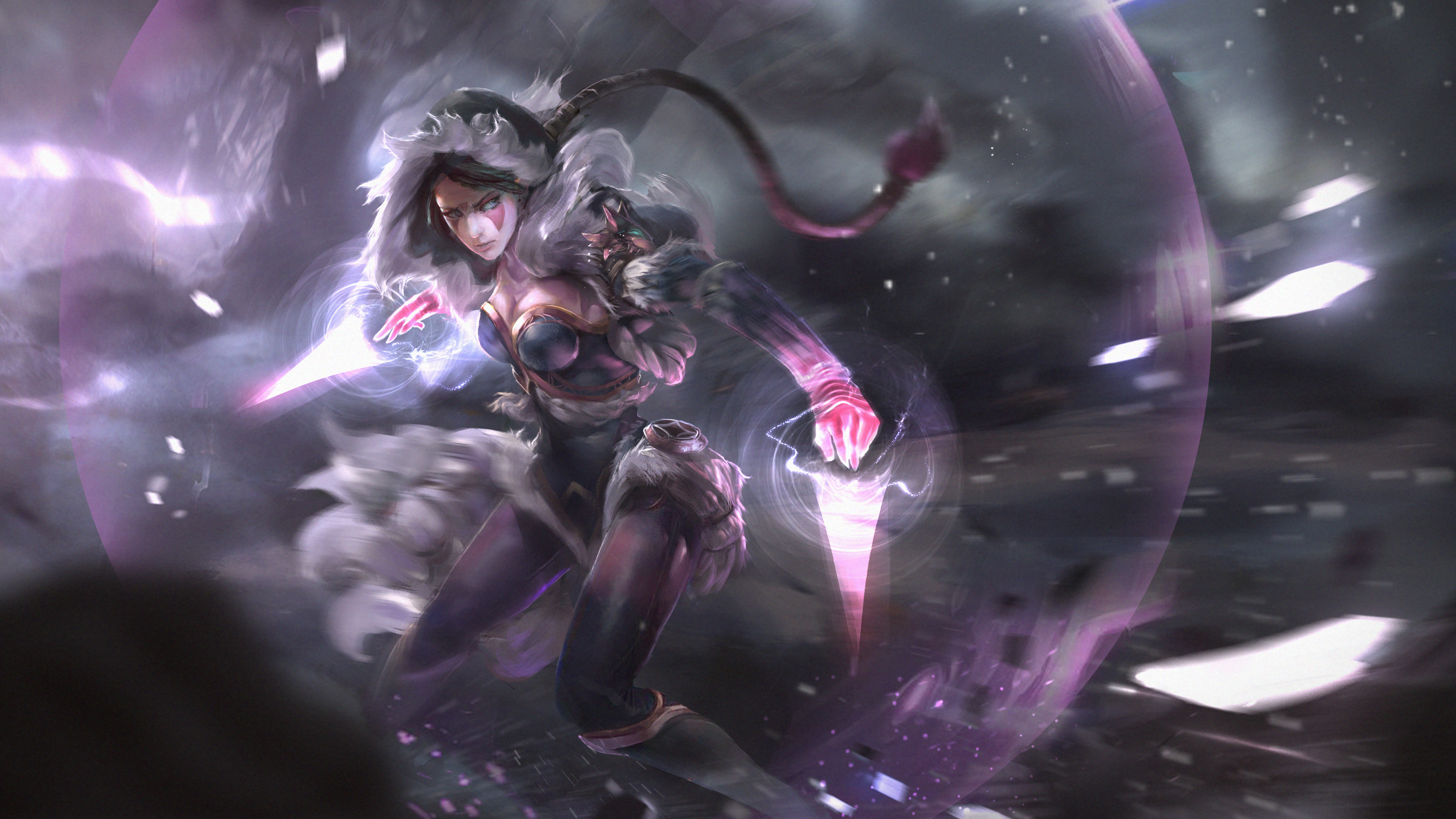 Templar Assassin wallpaper hd Dota 2
