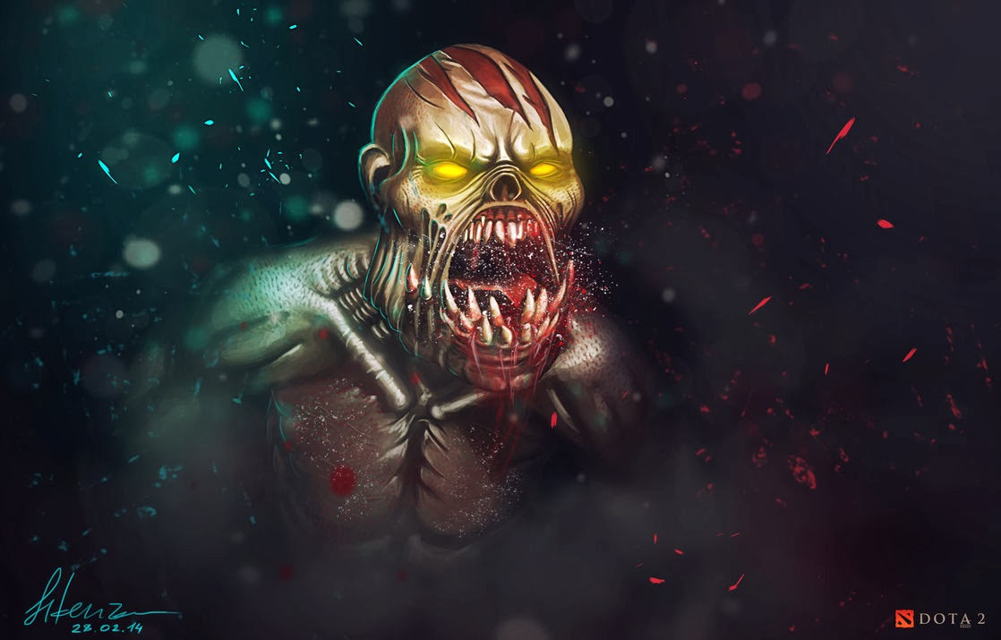 Lifestealer ipad Wallpapers hd Dota 2