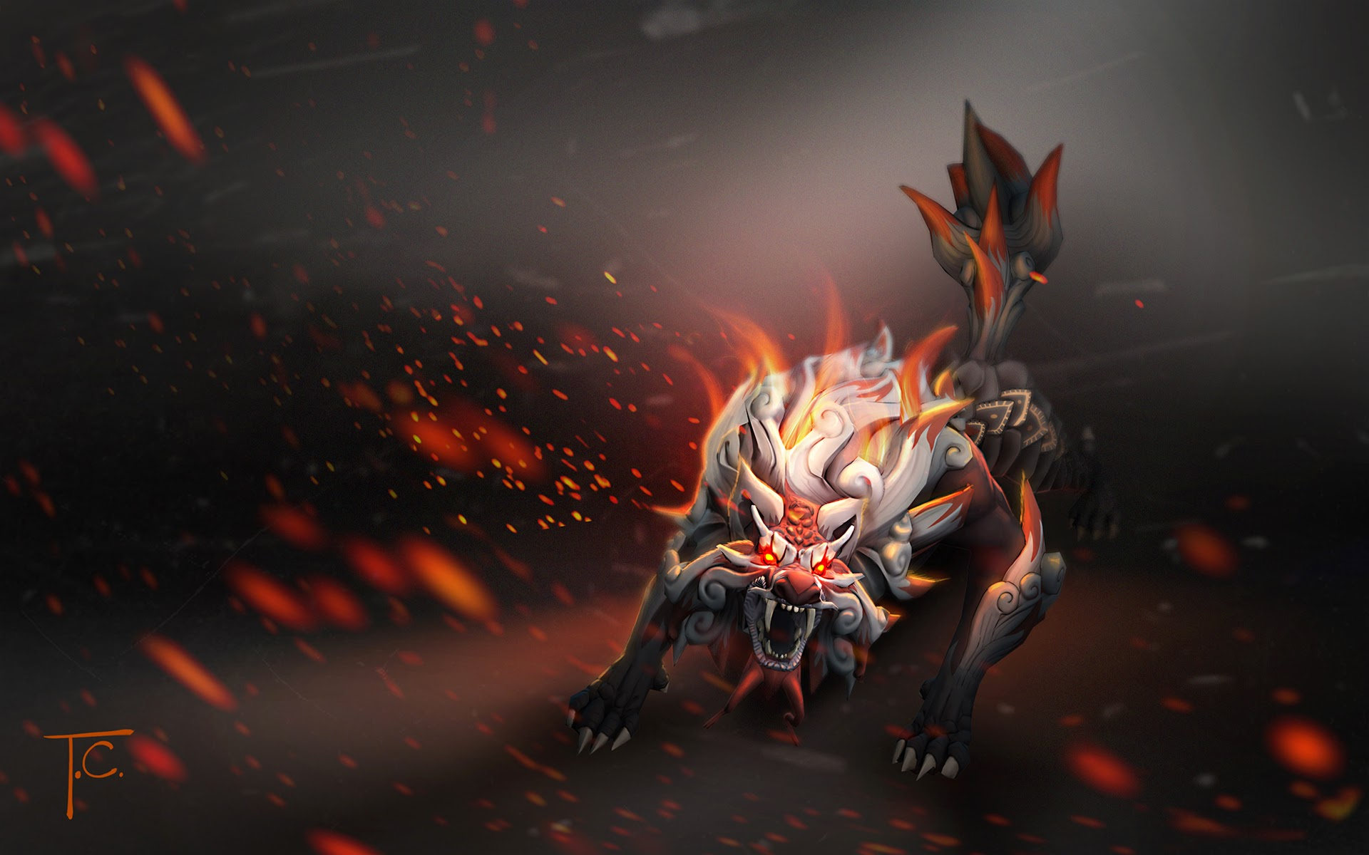Lycanthrope Wallpaper Dota 2, Lucan  pc wallpaper
