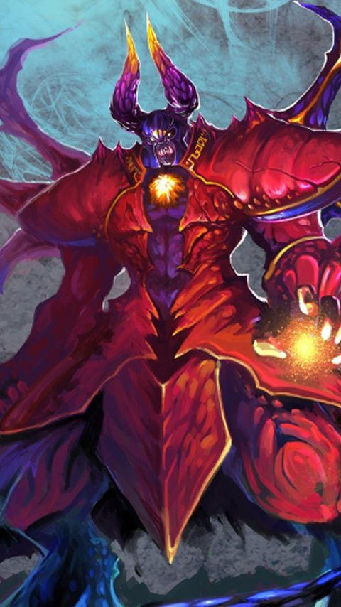 Doom iphone retina wallpaper Dota 2
