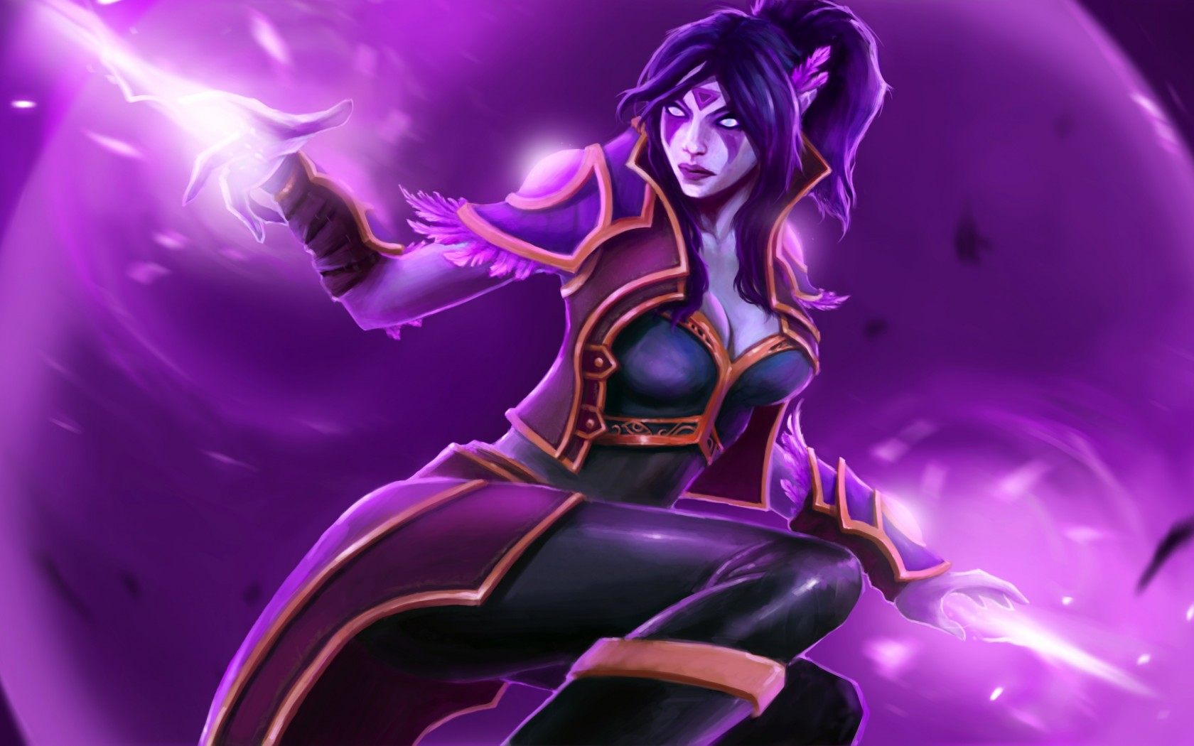 Templar Assassin desk top wallpaper