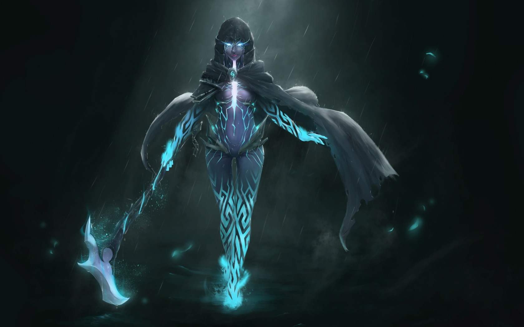 Phantom Assassin Arcana desktop photos Dota 2