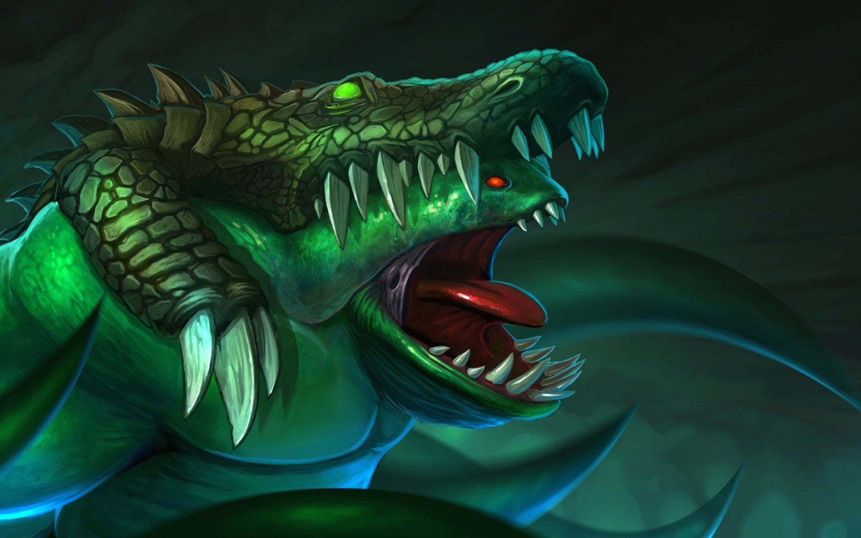 Tidehunter hd wallpapers for computer desktop Dota 2