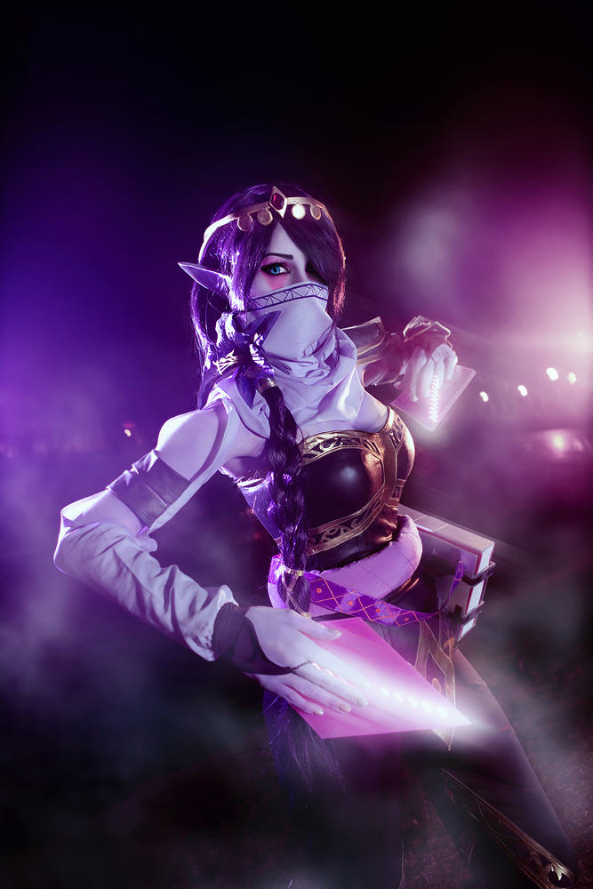 Templar Assassin iphone retina wallpaper