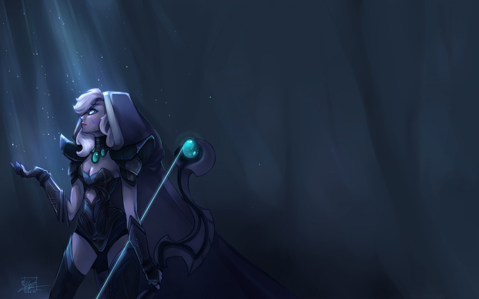 Drow Ranger ART new desktop