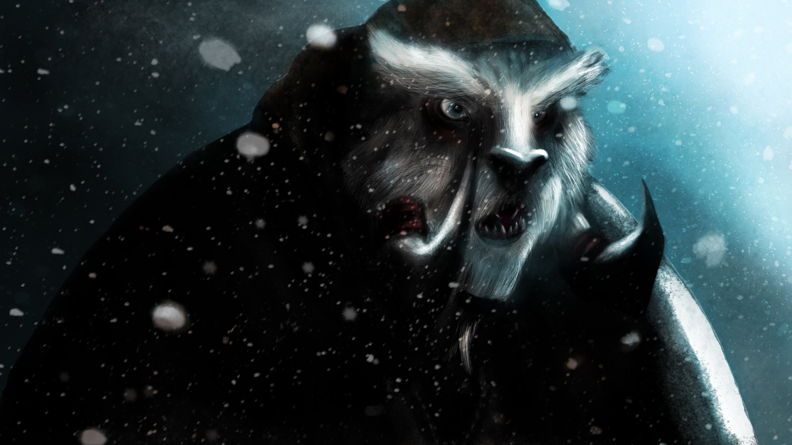 Tusk pc wallpaper Dota 2