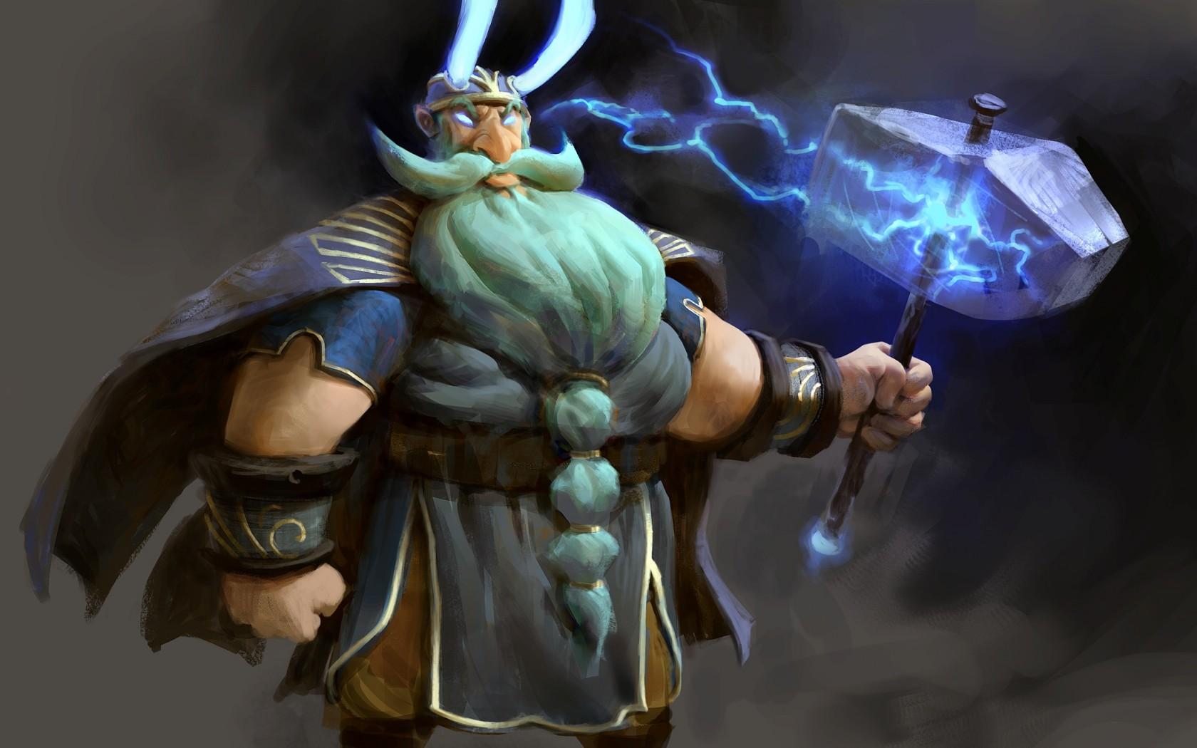 Zeus ART desktop pics