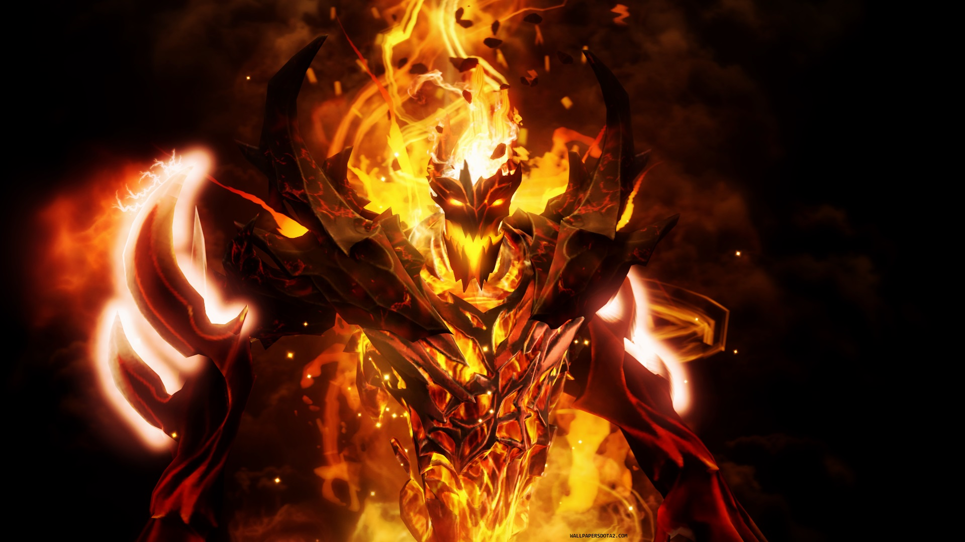 Shadow Fiend 3d wallpapers