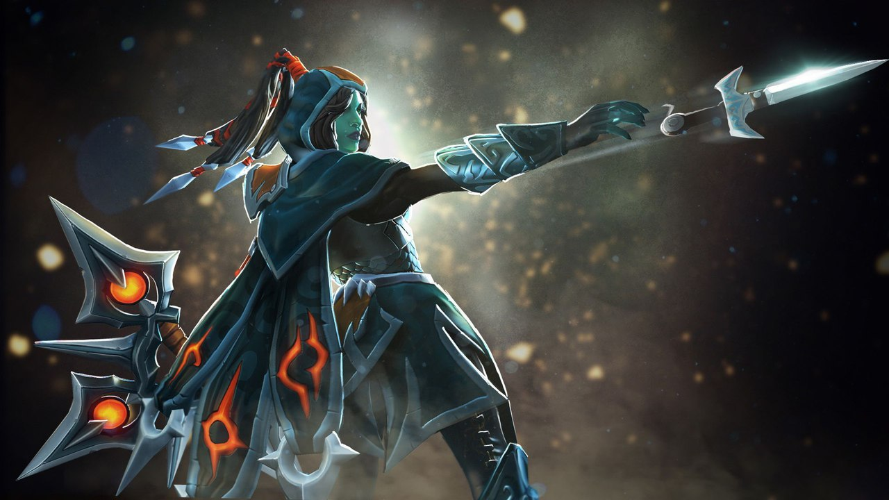 Phantom Assassin nature wallpapers