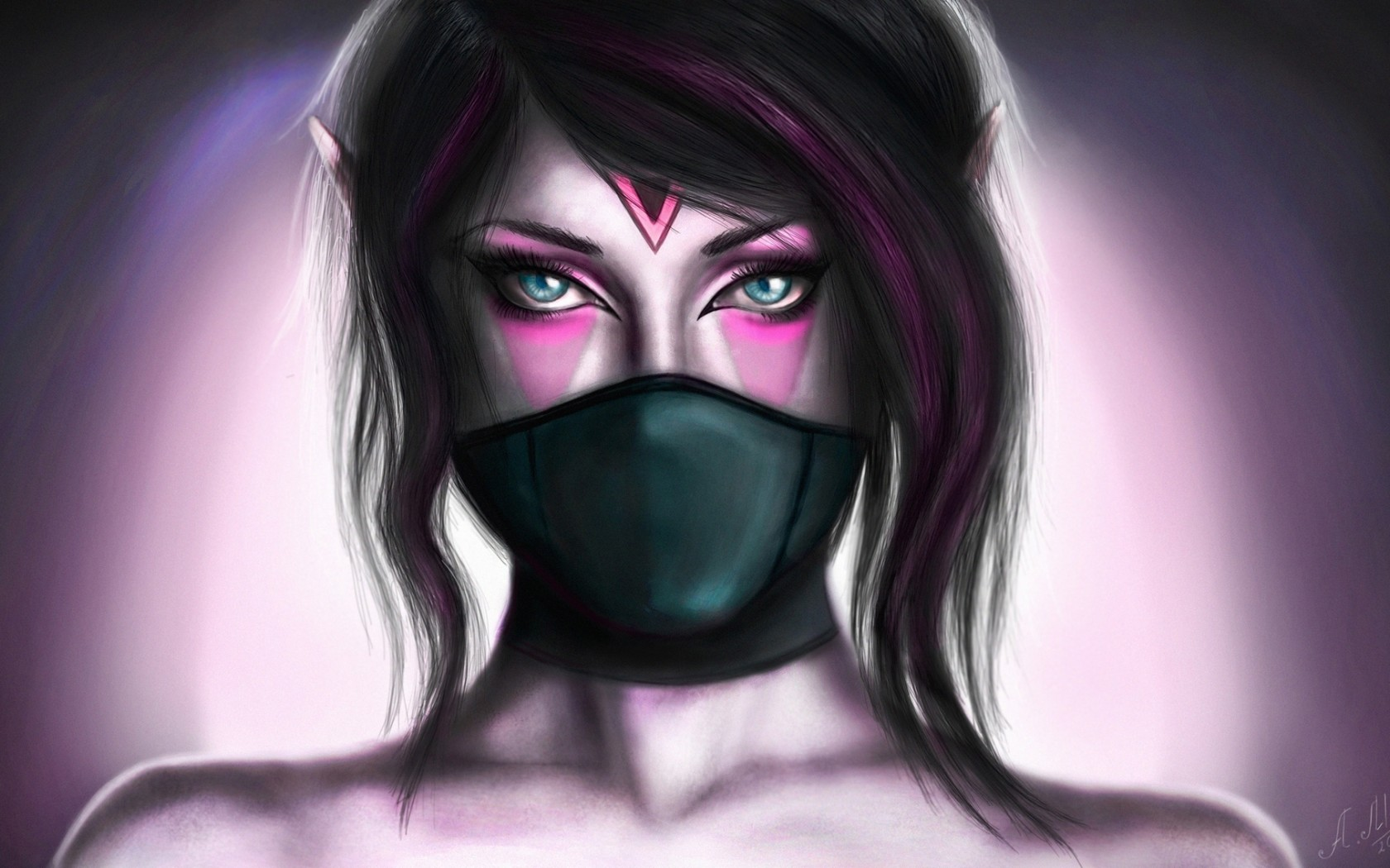 Templar Assassin ART